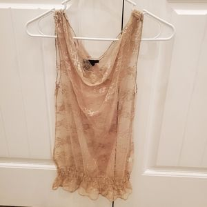 The Limited Sheer Top